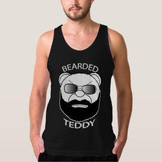 Bearded Teddy Tank Top