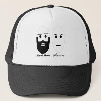 Bearded Wonder Trucker Hat