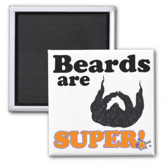 beards are super square magnet