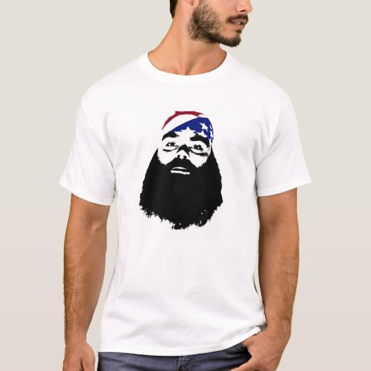 Beards,  They Grow On You. T-Shirt