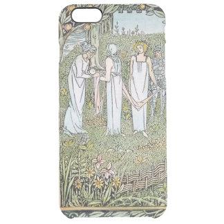 Beardsley: Morte D'Arthur Clear iPhone 6 Plus Case