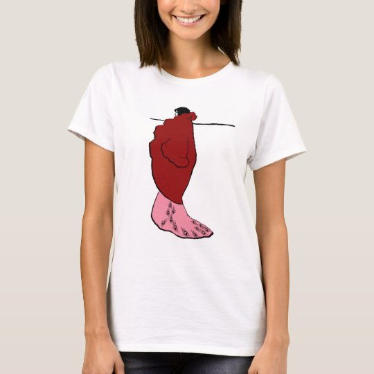 Beardsley - Woman at Toilet T-Shirt