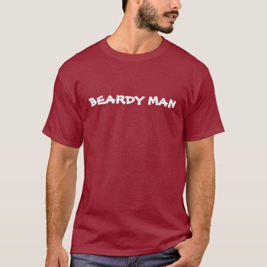 BEARDY MAN T-Shirt