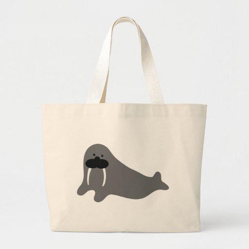 beardy walrus bag