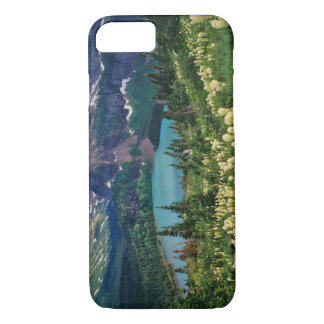 Beargrass above Grinnell Lake in the Many iPhone 8/7 Case