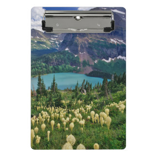 Beargrass above Grinnell Lake Mini Clipboard