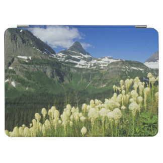 Beargrass near Logan Pass in Gacier National iPad Air Cover