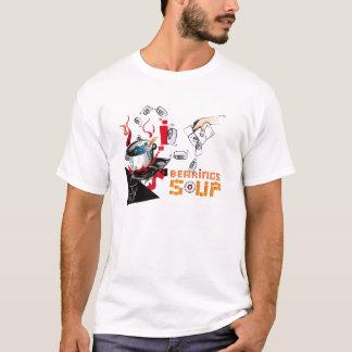 Bearing Soup Pixel T-Shirt