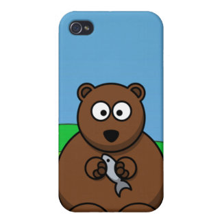 Bearish iPhone 4/4S Cover