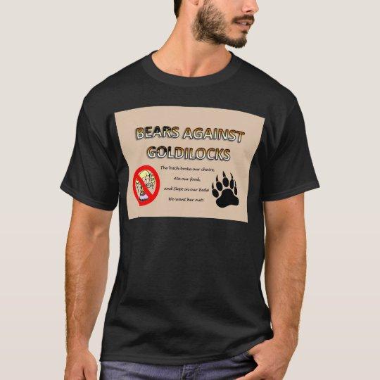 Bears Against Goldilocks T-Shirt
