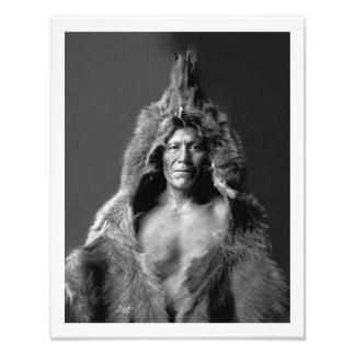 Bear's Belly - An Arikara Medicine Man Photo Print