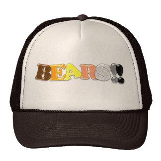 BEARS!! TRUCKER HAT