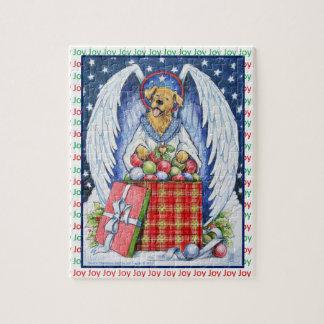 Bear's Christmas Joy Puzzle