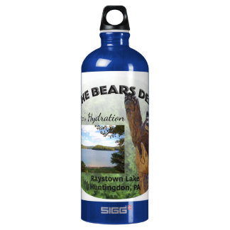 Bears Den Customizable SIGG Traveller 1.0L Water Bottle