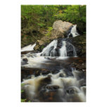 Bear's Den Waterfall Swift River Poster