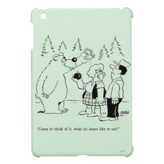 Bears Dinner iPad Mini Case