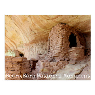Bear's Ears National Monument Postcard