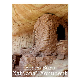 Bear's Ears National Postcard