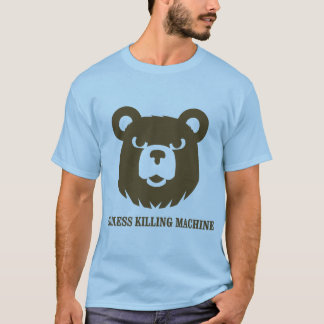 bears godless killing machines humor funny tshirt