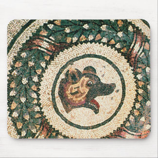 Bear's Head, Roman mosaic, early 4th century Mouse Mat