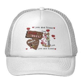Bears Hugs Trucker Hat