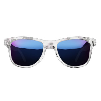 BEARS IN BLACK ALIEN Midnight Mirror Sunglasses