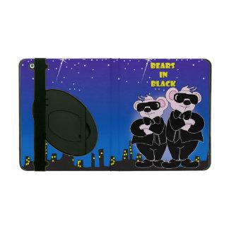 BEARS IN BLACK  iPad Case  Powis iCase iPad 2/3/4