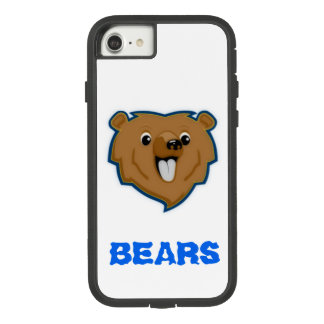 BEARS SUPPORT Case-Mate TOUGH EXTREME iPhone 8/7 CASE