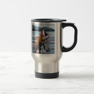 Bearsharktopus Travel Mug