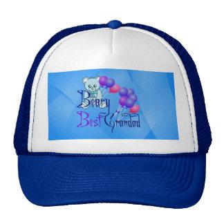 Beary Best Grandad Cap