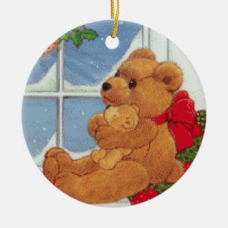 Beary Christmas Christmas Ornament