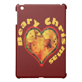 Beary Christmas Case For The iPad Mini