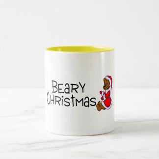 Beary Christmas (Teddy Bear) Mug