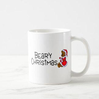 Beary Christmas (Teddy Bear) Coffee Mug