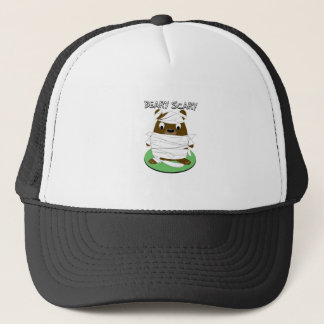 Beary Scary Trucker Hat