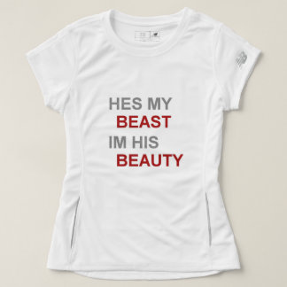 Beast and Beauty T Shirt