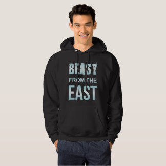 Beast from the East Hoodie Sweater Jumper