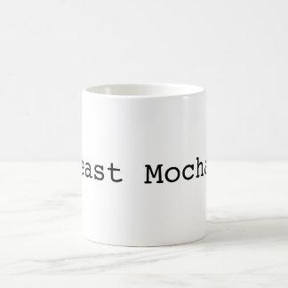 Beast Mocha Mug! Basic White Mug