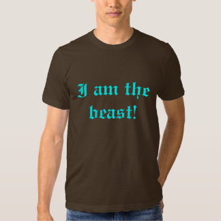 Beast mode t shirts
