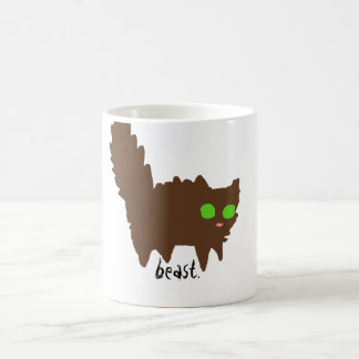 beast. coffee mugs