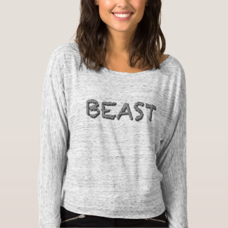 Beast Off Shoulder Shirts