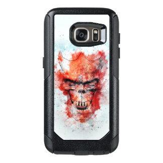Beast Skull OtterBox Samsung Galaxy S7 Case