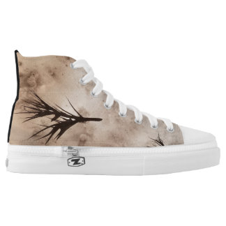 Beasts of the Night High Tops