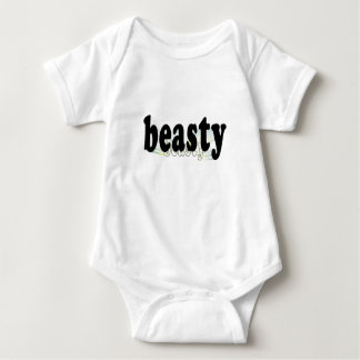 Beasty (the cool nasty) baby bodysuit