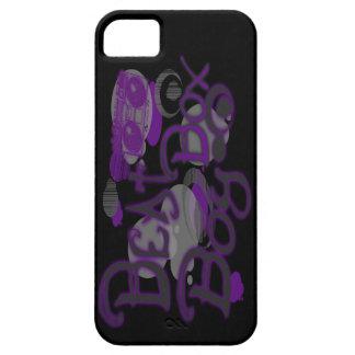 Beat Box Boy Purple iPhone 5 Case