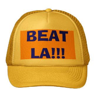 BEAT LA!!! CAP