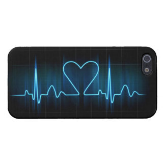 Beat of my Heart iPhone 5/5S Cover