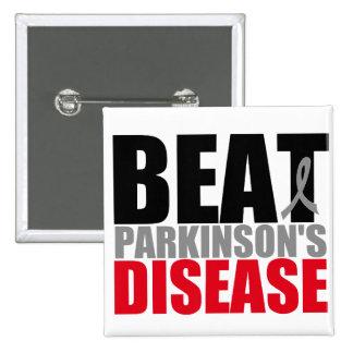 BEAT Parkinson's Disease 15 Cm Square Badge