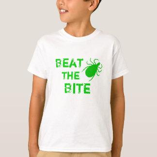 Beat the Bite Lyme Disease T Shirts