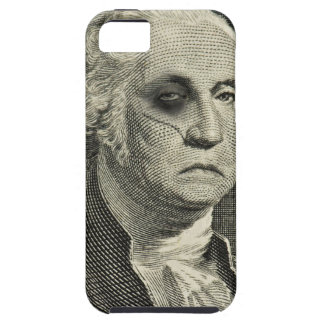 Beat up George iPhone 5 Cover